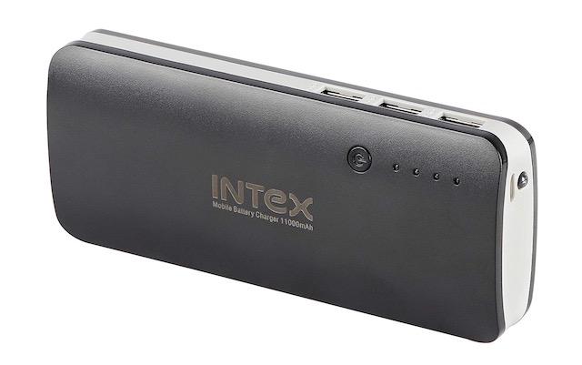 2. Intex IT-PB11K 11000 mAh Power Bank