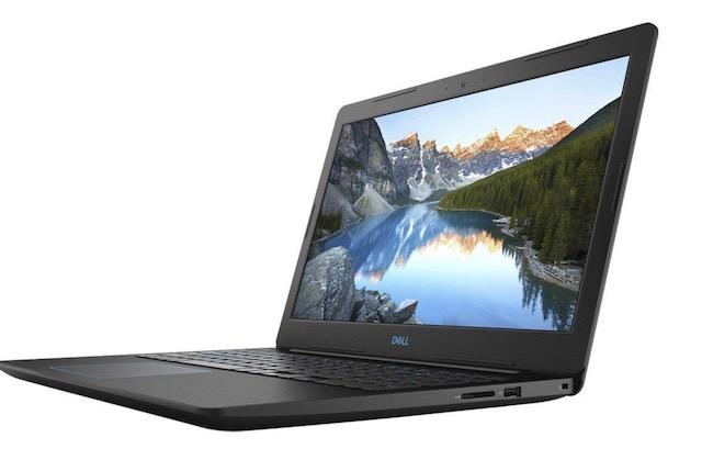 4. Dell G3 3579