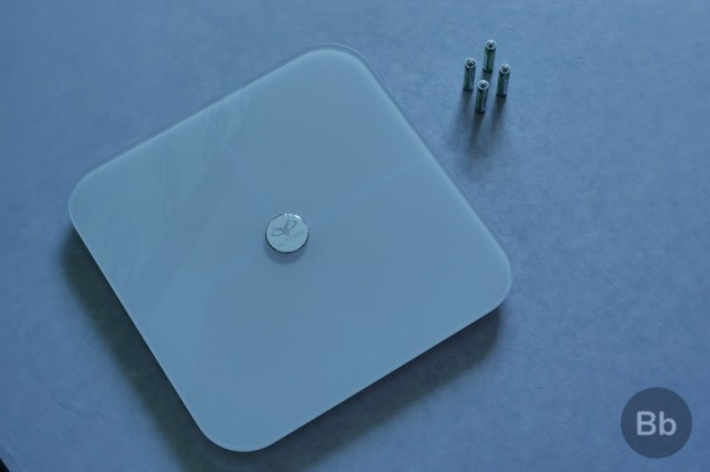 ActoFit SmartScale What's in the Box