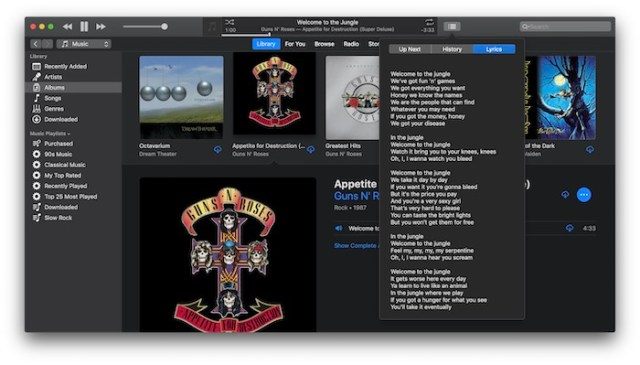 Apple Music Lyrics00001