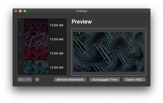 Creating Your Own Dynamic Wallpaper in macOS Mojave00003