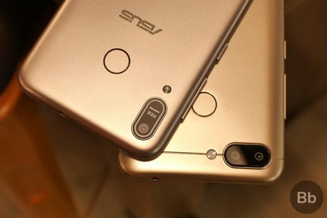 zenfone max m1 vs redmi 6 camera