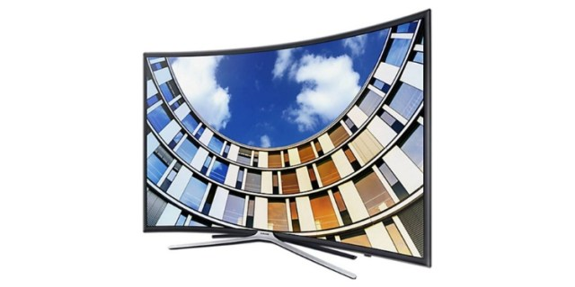 samsung curved led smart tv