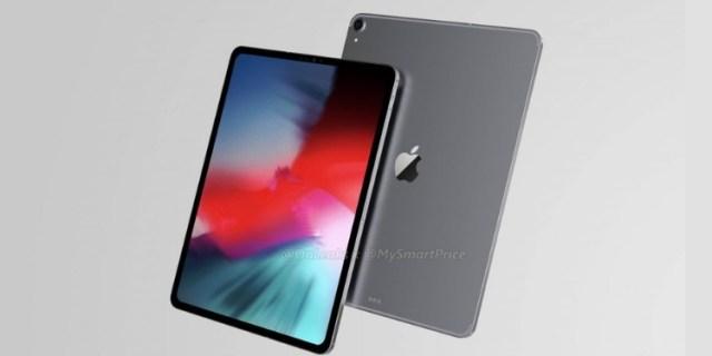 apple ipad pro build