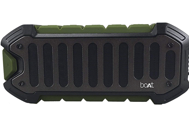 The regular boAT Stone 700 is one of the most popular Bluetooth speakers in India