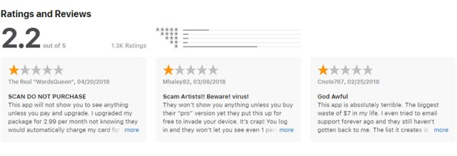 App Store reviews SocialView for Instagram