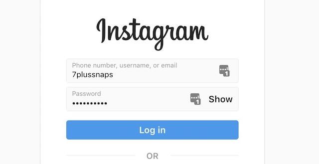 Delete Instagram 1