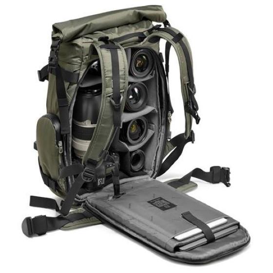 2. Рюкзак Gitzo Adventury 30L для зеркальных фотокамер
