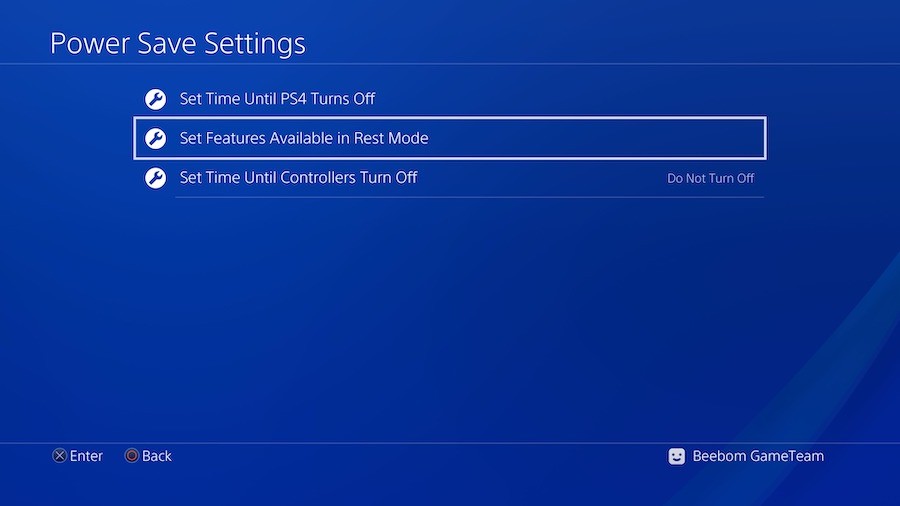 Configuración de PS4 para PS4 Remote Play00009