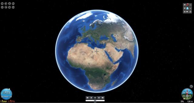 1. НАСА Мировой Ветер