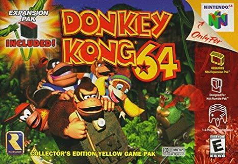Донки Конг 64