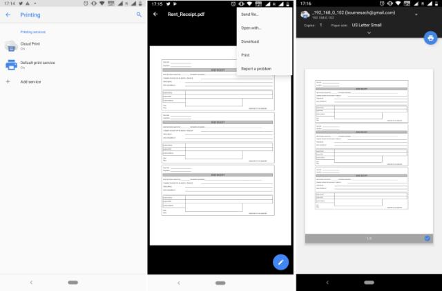 Aplikasi Google Cloud Print