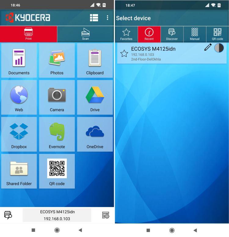 Printer app