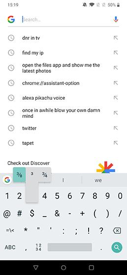 Классная Android-клавиатура