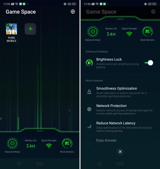 7. Улучшенное приложение Game Space