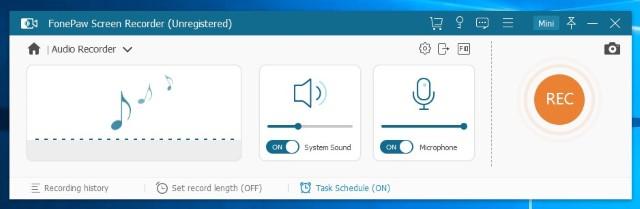 FonePaw Screen Recorder 3