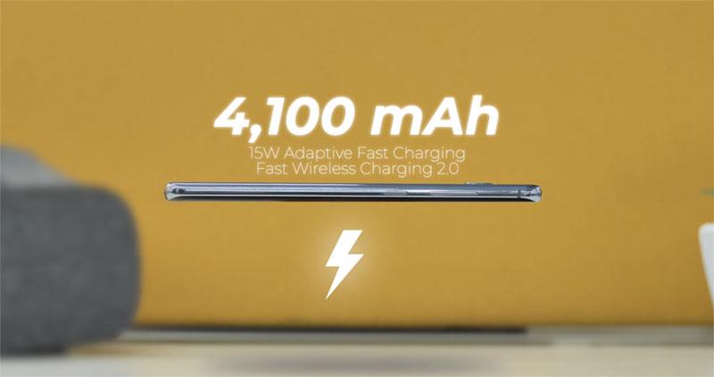 изображение батареи s10plus
