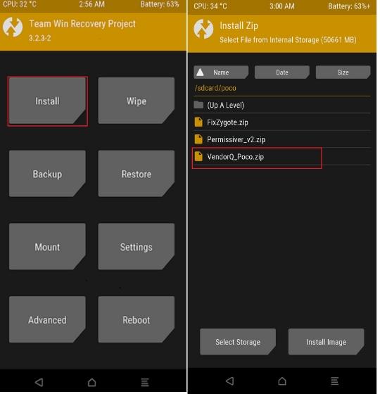 Langkah-langkah untuk Menginstal Android Q GSI 7