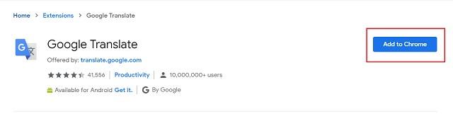 Принудительное изменение языка Google Chrome 3