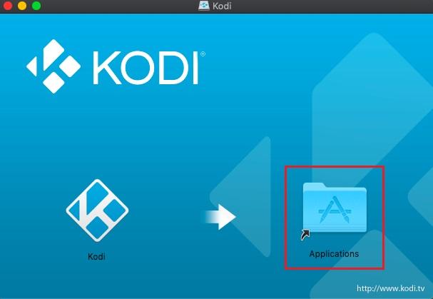 Обновление Kodi на macOS (2)