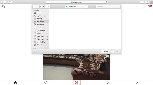Используйте Instagram для Mac без ограничений в Safari 5