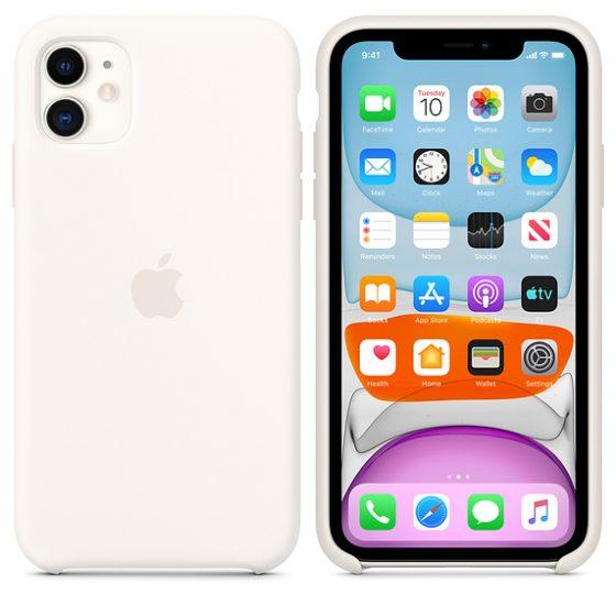 2. Официальные чехлы Apple для iPhone 11