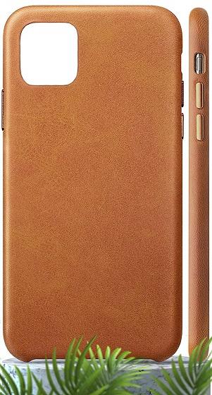 4. Lonli Basic лучшие кожаные чехлы для iPhone 11 pro