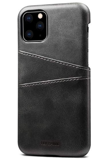 6. PU кожаный чехол для iPhone 11