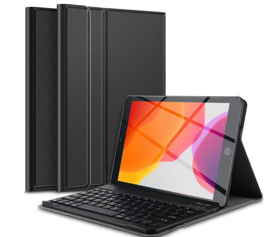 Чехол для клавиатуры IVSO для iPad 7-го поколения