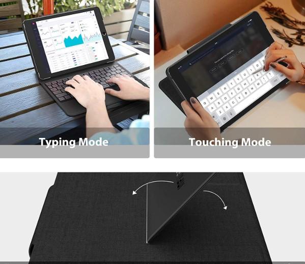 Корпус клавиатуры Infiland для iPad 7