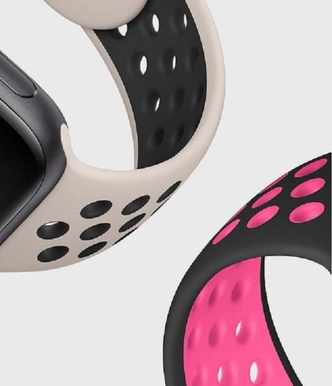 Nike Sport Band для серии Apple Watch 5