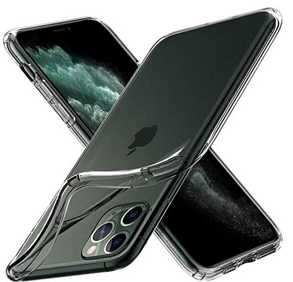 Spigen Liquid Crystal - Лучшие аксессуары для iPhone 11