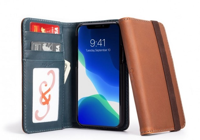 Bella Fino кожаный чехол для iPhone 11