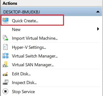 2. Cree la máquina virtual 2 de Windows 10