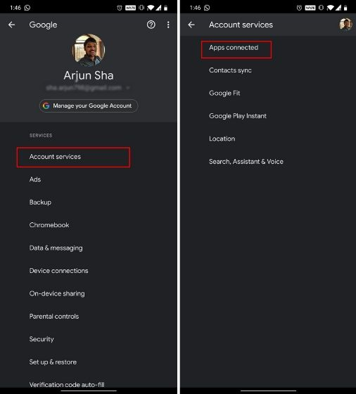 Revoke Third-party App Access From Your Google Account