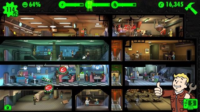 4. Fallout Shelter Лучшие игры для Chromebook