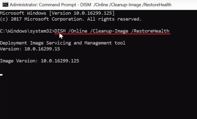 Beheben Sie Probleme mit dem schwarzen Bildschirm unter Windows 10