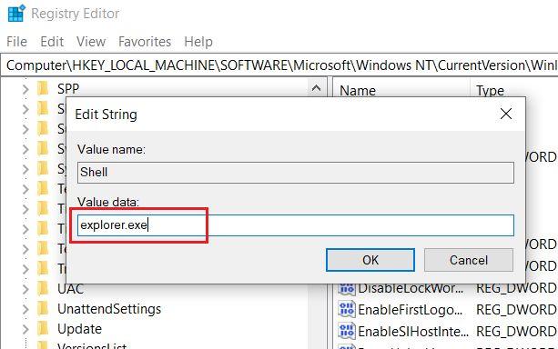 1. Stellen Sie den Explorer wieder her, um das Problem mit dem schwarzen Bildschirm unter Windows 10 zu beheben