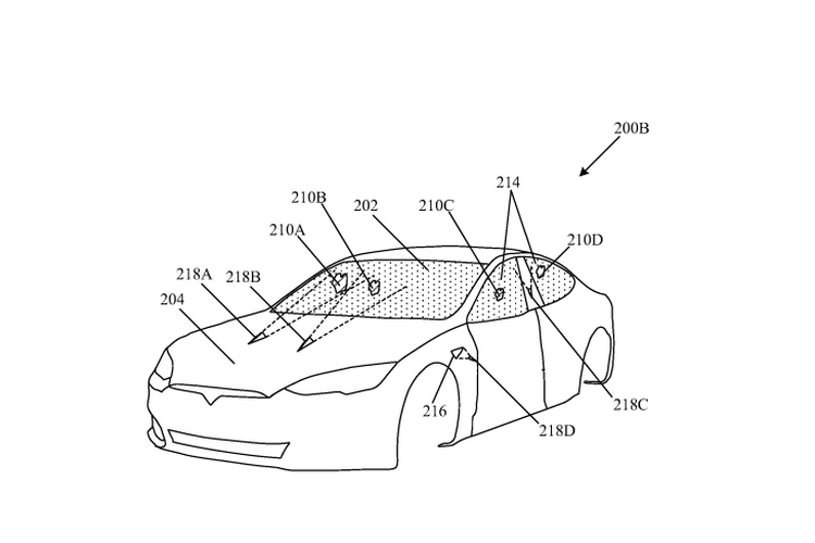 Tesla Plans to Use Laser Instead of Wipers in its Cars