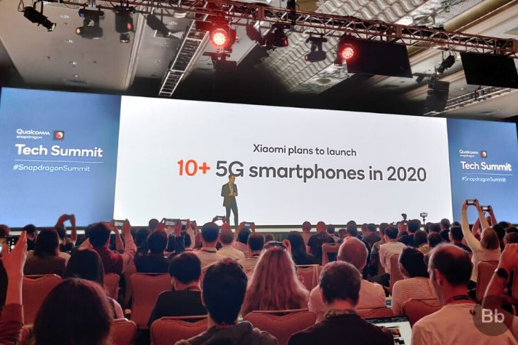 Xiaomi 5g phone launch timeline