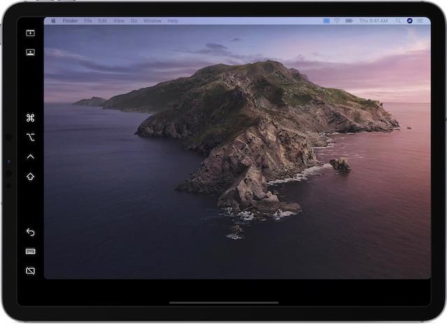 Personalizar la barra lateral en Mac