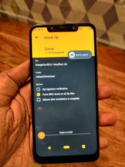 Установите Android 11 GSI на любом устройстве Project Treble 1
