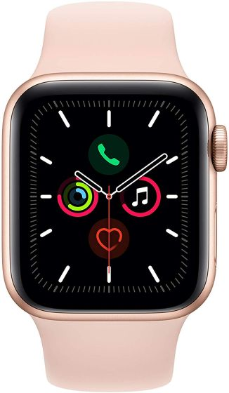 1. Apple Watch серии 5