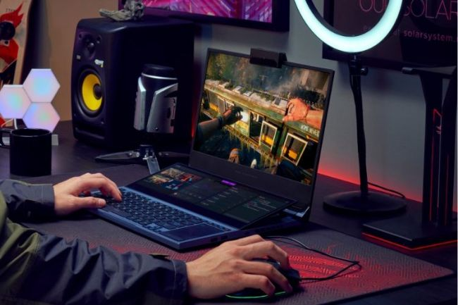Nvidia объявляет о выпуске мобильных графических процессоров RTX Super для игровых ноутбуков
