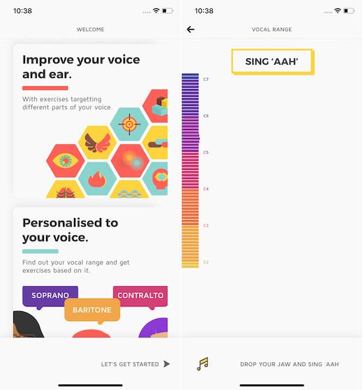 Ванидо: научиться петь