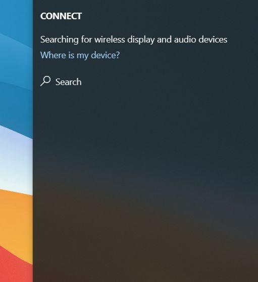 Транслируйте Windows 10 на Android TV