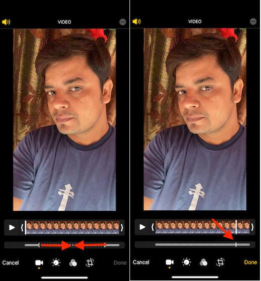 Конвертируйте замедленное видео в нормальное видео