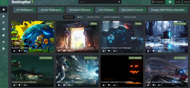 If you want to use other video formats,. 8 Best Dynamic Wallpaper Apps for Windows 10 (2020) | Beebom