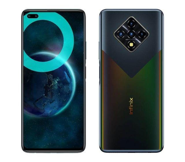 Infinix Zero 8i - бюджетный игровой смартфон