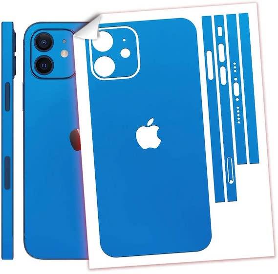 Наклейка SopiGuard Skin для iPhone 12